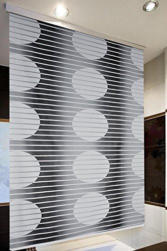 basic duschrollo 120x240 cm modell loca duschvorhang. Black Bedroom Furniture Sets. Home Design Ideas