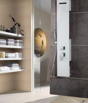 duschpaneel kaufen duschpaneel der luxus im badezimmer online kaufen. Black Bedroom Furniture Sets. Home Design Ideas
