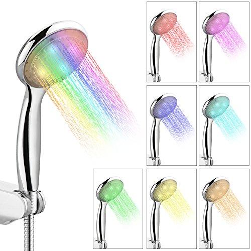topist badezimmer dusche k pfe mehrfarbig rgb. Black Bedroom Furniture Sets. Home Design Ideas