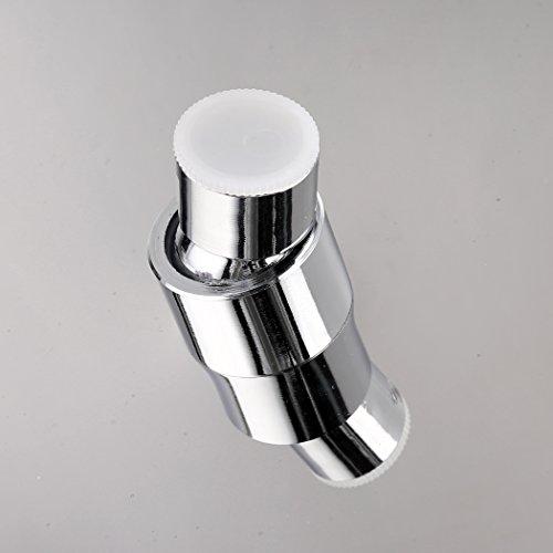 ancheer regendusche duschkopf mit anti kalk d sen. Black Bedroom Furniture Sets. Home Design Ideas