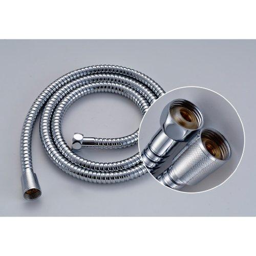 auralum design dusch system f r regendusche set mit stange thermostatmischer und duschkopf. Black Bedroom Furniture Sets. Home Design Ideas