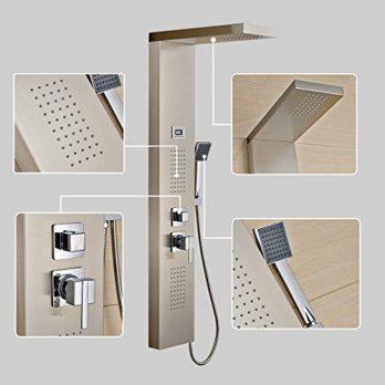 Duschpaneel   Duschsysteme