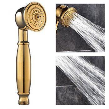 goldener Duschkopf | designer gold duschkopf