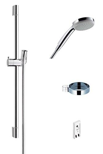 croma 100 handbrause unica 39 c brausestange duschk pfe. Black Bedroom Furniture Sets. Home Design Ideas