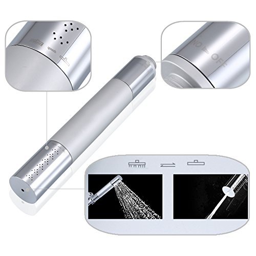 dsiker wellness hoher druck wasserspar duschkopf 2 jet. Black Bedroom Furniture Sets. Home Design Ideas