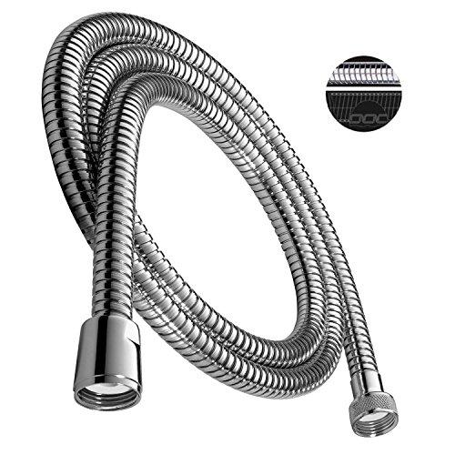 Design Dusch Set mit Handbrause Brausehalterung und 200 cm Duschschlauch //modern