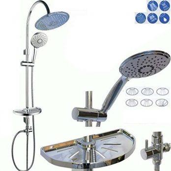 Duschset   Duschsysteme mit halterung
