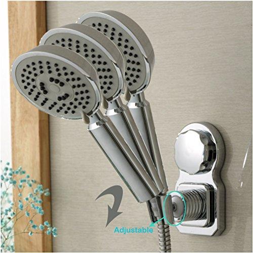 duschkopfhalterung duschkopf halter ohne bohren. Black Bedroom Furniture Sets. Home Design Ideas
