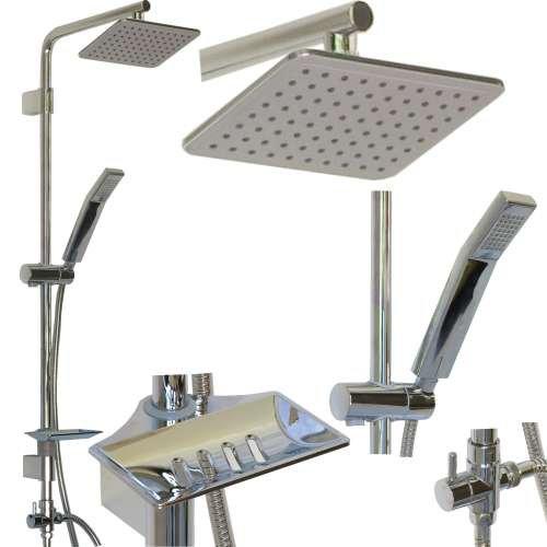 duschset brauseset duschsystem duschgarnitur duschstange. Black Bedroom Furniture Sets. Home Design Ideas