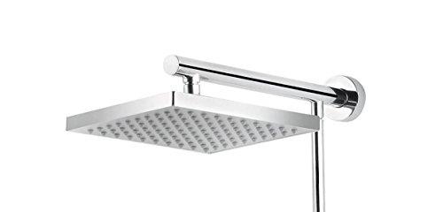 duschsystem regendusche mit einhebelmischer und kopfbrause chrom von schulte duschk pfe. Black Bedroom Furniture Sets. Home Design Ideas