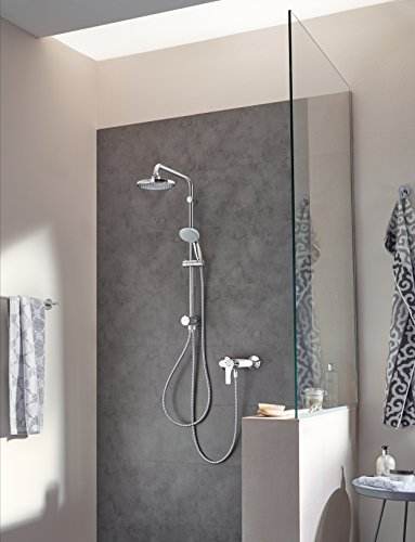 grohe tempesta neu 100 handbrause 4 strahlarten 28578001. Black Bedroom Furniture Sets. Home Design Ideas