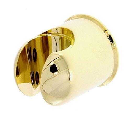 nostalgie handbrause duschkopf brauseschlauch brausehalterung mit gold oberfl che duschk pfe. Black Bedroom Furniture Sets. Home Design Ideas