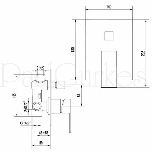 paulgurkes design wannen komplettset mit schwallauslauf. Black Bedroom Furniture Sets. Home Design Ideas