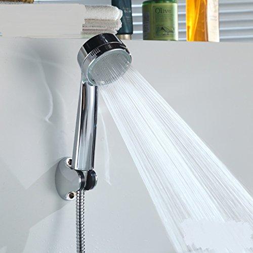 super turbo dusche kit niederdruck negativ ionen bad unter druck wasser regen handleine b. Black Bedroom Furniture Sets. Home Design Ideas