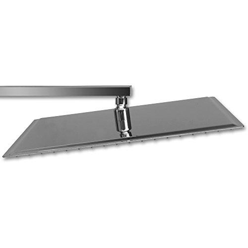 armatur duschkopf regendusche 50x50 cm duschpaneel. Black Bedroom Furniture Sets. Home Design Ideas