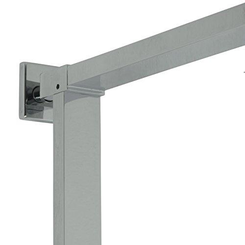 welfenstein aufputz set 2s es40 regendusche 40x40cm duschsystem mit armatur duschk pfe. Black Bedroom Furniture Sets. Home Design Ideas