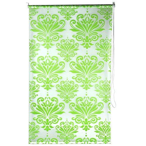 yahee duschrollo duschvorhang shower rollo 100 x 140cm. Black Bedroom Furniture Sets. Home Design Ideas