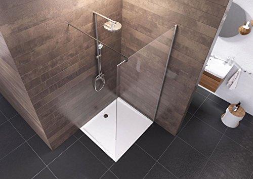 schulte duschabtrennung walk in 200 cm hoch verschiedene. Black Bedroom Furniture Sets. Home Design Ideas