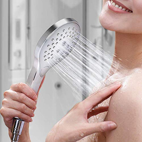 Massage Duschkopf, Massage Duschbrause, Duschkopf mit Massagefunktion, Wellness Duschkopf