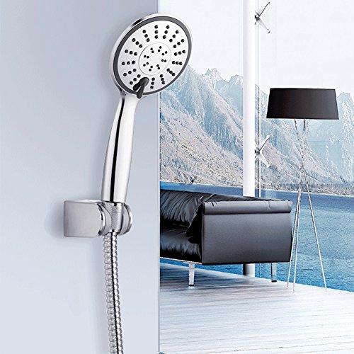 Duschkopf Niederdruck, kleine Handbrause & Duschbrause für niedrigen Wasserdruck