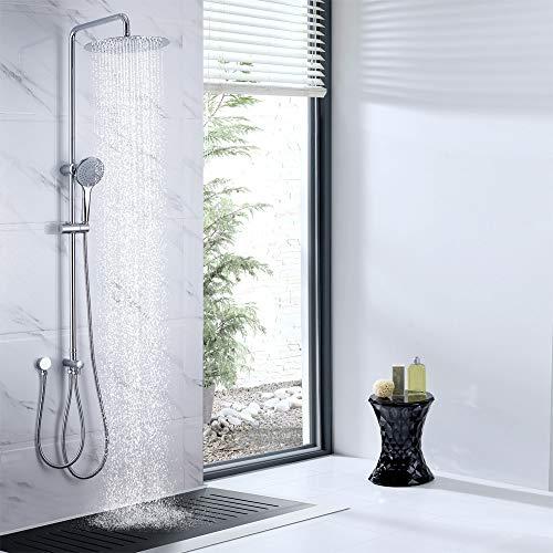 Duschsystem ohne Armatur