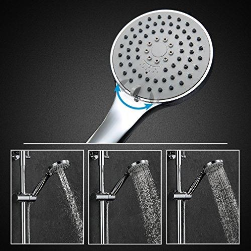 Duschsystem ohne Armatur , Dusche ohne Wasserhahn