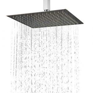 Regendusche, Duschkopf für die Decke